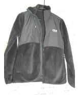 women's Fila sport black jacket size small - $15.88