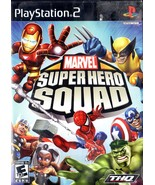 Marvel Super Hero Squad - Playstation 2 Game Complete - $8.95