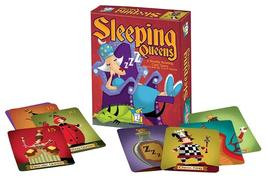 Sleeping Queens Card Game, 79 Cards 1 Pack - $12.99