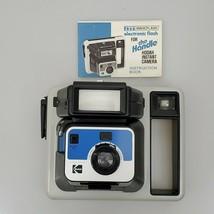 "Vintage Kodak Instant Camera ""The Handle"", ITT Magicflash, Case - No Batteries - $13.32"