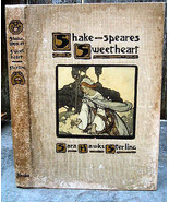 Shakespeares Sweetheart Sara Hawks Sterling 1905 Illustrated Clara Peck - $40.00