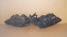 08-12 Saab 9-3 Halogen Headlight Lamps Set Pair L&R image 11