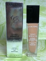 Lancome Teint Miracle Lit from Within Makeup SPF15  430 Bisque (8N) EXP ... - $29.69