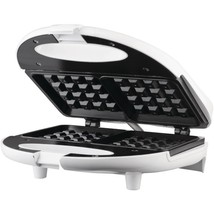 Brentwood(R) Appliances TS-242 Nonstick Dual Waffle Maker (White) - $45.91 CAD
