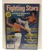 Fighting Stars Magazine - June 1983 (NM) Bruce Lee vs Chuck Norris! Tae ... - $18.95
