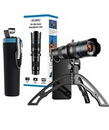 APEXEL Monocular telescope with lens for mobile phone. HD 20-40x zoom - $98.99+