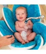 Blooming Bath Newborn Baby Flower Bath Mat Anti-slip Sponge Mats Infants... - $34.99