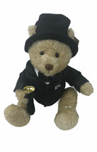 "1999 Millenium Wellington Teddy Bear Dillards Plush 12"" Stuffed Animal A... - $26.67"