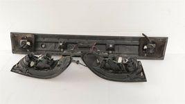 98-99 Nissan Sentra B14 Tail Lights & Center Reflector Panel Carbon Fiber Look image 12