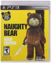 Naughty Bear Gold Edition - Playstation 3 [video game] - $6.79