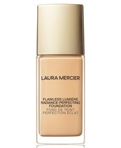 NEW Laura Mercier Flawless Lumière Radiance-Perfecting Foundation MSRP$48 3W1 - $35.63