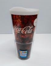 Coca-Cola 24oz Tervis Tumbler Cup - BRAND NEW - $23.27