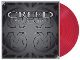 Creed Greatest Hits - Exclusive Limited Edition Etched Red Color 2x Viny... - $64.34
