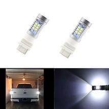 3156 Led Reverse Light Extremely Bright 21pcs 2835-SMD White Xenon 3057 4057 415