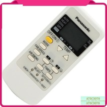 Remote Control for Air Conditioner Panasonic A75C3078 A75C3079 - $12.59