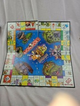 SCOOBY DOO MONOPOLY Collectors Edition  HASBRO Replacement Board Lighty ... - $17.99