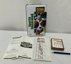 Sports Illustrated Multi Sport Edition Trivia Game Tin - $9.95