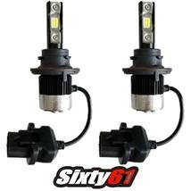 GMC Yukon LED Headlight Bulbs 2007-2014 Replacement High Low Beam 3000 Lumens - $51.48