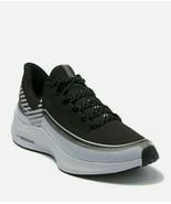 Nike Zoom Winflo 6 Shield Men's Size 11.5 Shoes BQ3190-001 Black Silver ... - $49.99