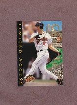 1997 Fleer Circa Limited Access # 12 Cal Ripken Jr  Baltimore Orioles - $4.99