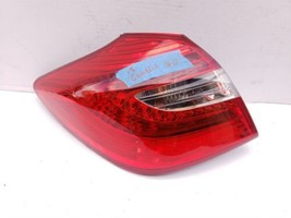 12-14 Hyundai Genesis Sedan LED Tail Light Lamp Driver Left LH image 1