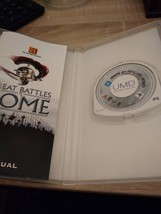 Sony PSP~PAL REGION The History Channel: Great Battles Of Rome image 2