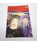 A Night with Dame Edna Scream Theater Souvenir Program Sound of Edna 197... - $44.95