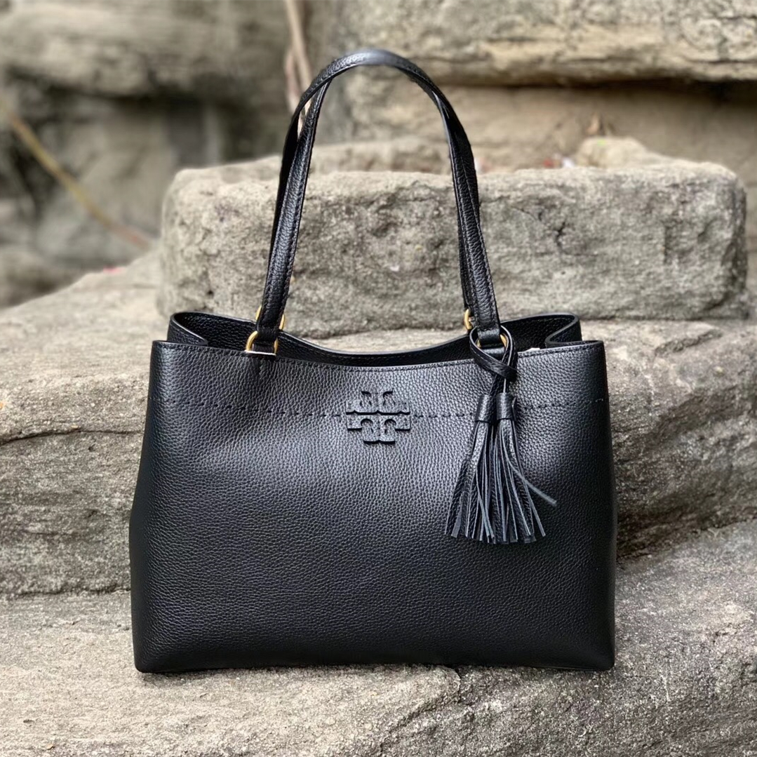 71e0be2a79b4 Tory Burch Mcgraw Triple-Compartment Tote and 50 similar items