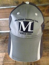 Milford Supply Co Since 1969 Adjustable Adult Hat Cap - £7.94 GBP
