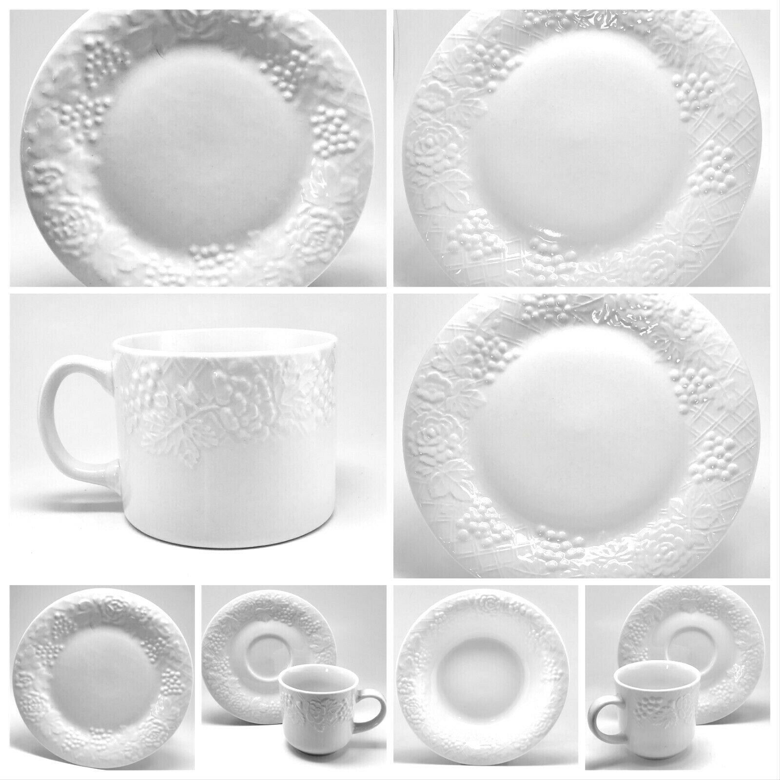 """Gibson Designs """"FOUR SEASONS""""  Dinnerware Collection (Embossed) Oven Safe - $9.89 - $12.86"""