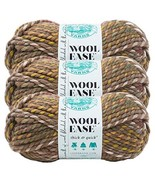 (3 Pack) Lion Brand Yarn 640-616 Wool-Ease Thick and Quick Yarn, Urban Camo - $32.99