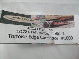 Accu-Lites Inc #1000 Tortoise Edge Connector image 3