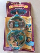 1995 Mattel Bluebird Toys Disney Tiny Collection Pocahontas Playcase Playset!! - $119.99
