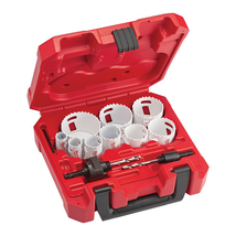 Hole Dozer General Purpose Bi-Metal Hole Saw Set (13 Piece) - $121.95