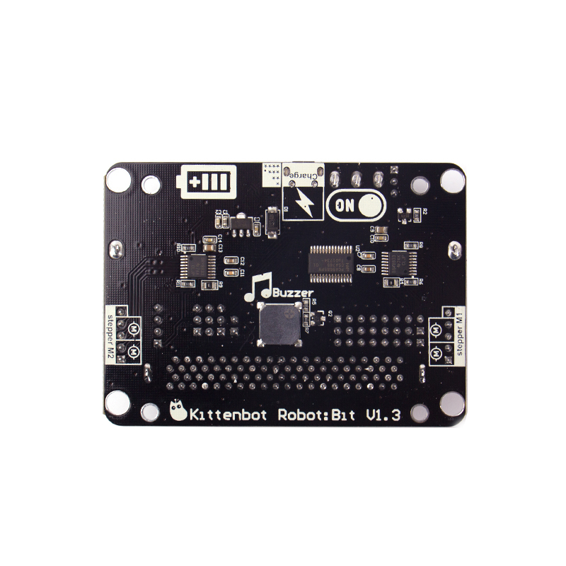 Robot:bit Expansion Board Support Scratch &Python Programming for 18650 Lithium