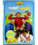 The Wiggles Furry Tales DVD WITH PUZZLE! Songs About Animal Friends Kids... - $11.11