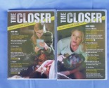 The Closer - The Complete Second Season (DVD, 2007, 4-Disc Set)