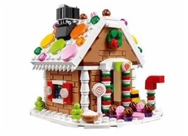 Lego GingerBread House 40139 EXCLUSIVE HOLIDAYS RARE 2015 NEW - $116.09