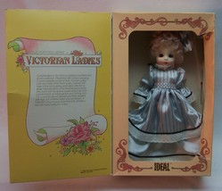 "1984 Ideal VINTAGE VICTORIAN LADIES 12"" DOLL W/ BOX - $19.80"