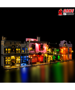LED Light Kit for Diagon Alley - Compatible with Lego 75978 Set - $69.99+