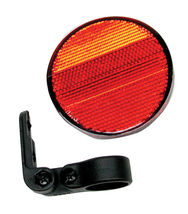 Sunlite Rear Bicycle Reflector-Round-Red - $5.95