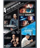 Tommy Lee Jones (DVD) 4 Film Favorites - $12.25
