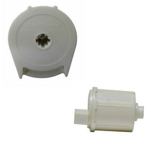 """Rollease R8-1 1/4"""" Roller Shade Clutch (R8C03)& End Pin (REP03) Set, ... - $23.98"""