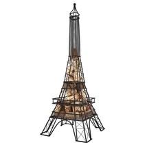 metal wine cork holder, Boulevard Eiffel Tower decorative rustic cork ho... - $44.29