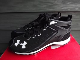 MLB Authentic Collection 1210456-001 Under Armour Yard II 5/8 ST Size 14 - $23.20