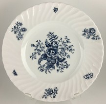 Royal Worcester Blue Sprays Salad plate  - $7.00