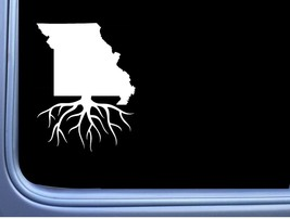Missouri Roots M259 6 inch Sticker home state Decal - $4.99