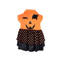 LED Lighting Halloween Pet Dog Dress Sweater Costume Clothes - £15.26 GBP