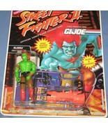 "G.I. Joe Street Fighter II 3 Blanka Jungle Fighter 3 3/4"" Action Figure - $85.14"