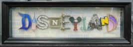 50th Anniversary Disneyland Framed Letter Art - $396.00